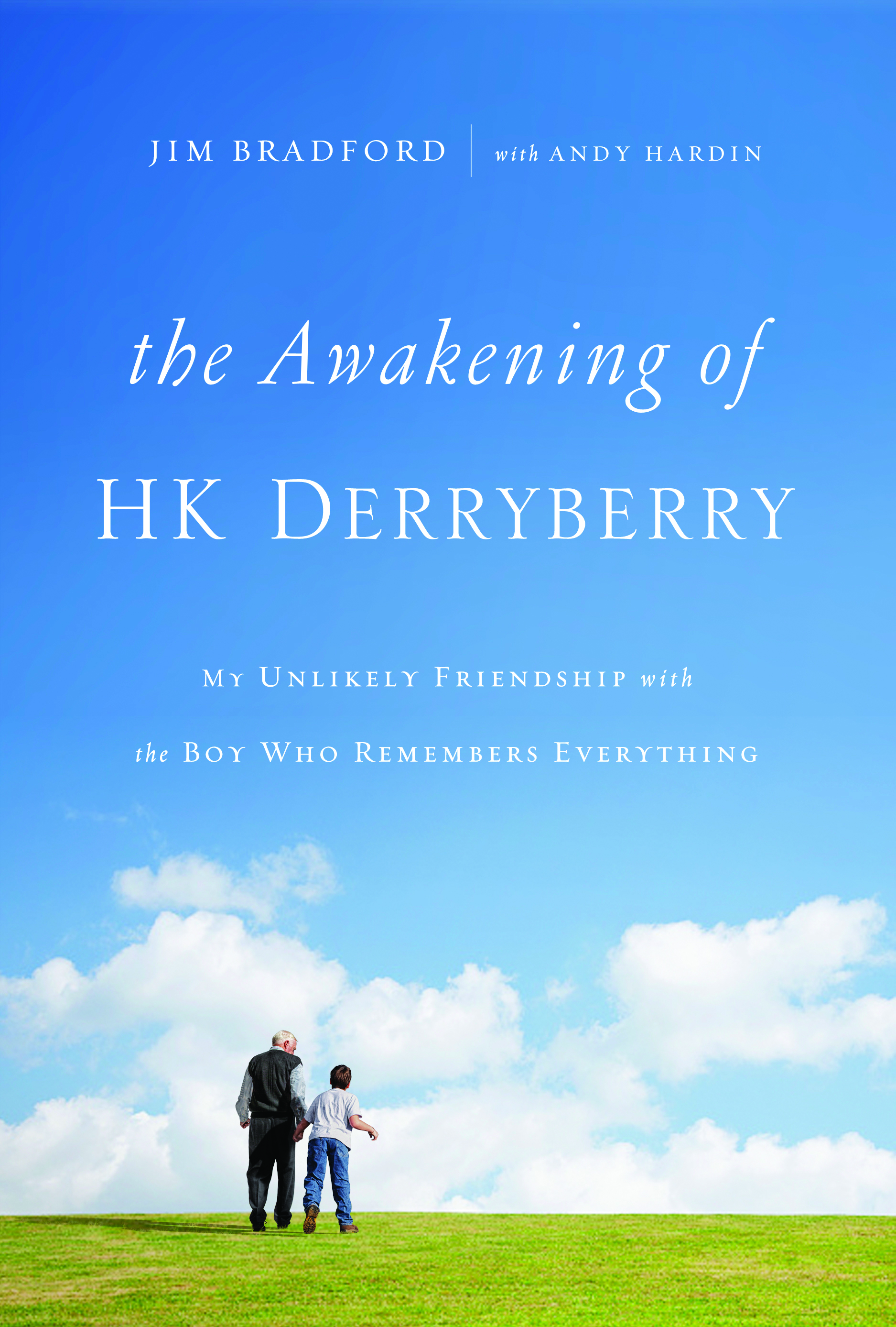 The Awakening of HK Derryberry book cover